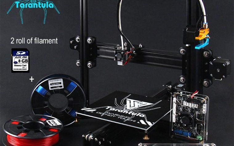 3d printer tarantula