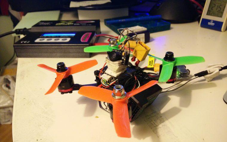 Micro fpv quad _ACRO_ (3s,4s)